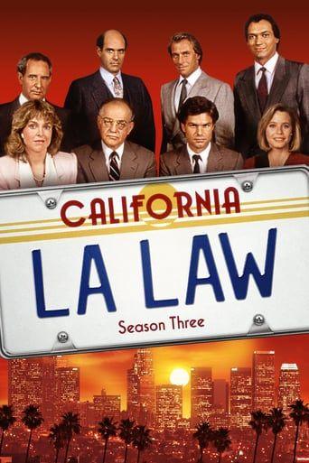 L.A. Law Season 3