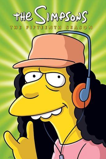 The Simpsons Season 15