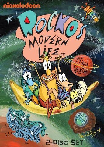 Rocko's Modern Life Season 4