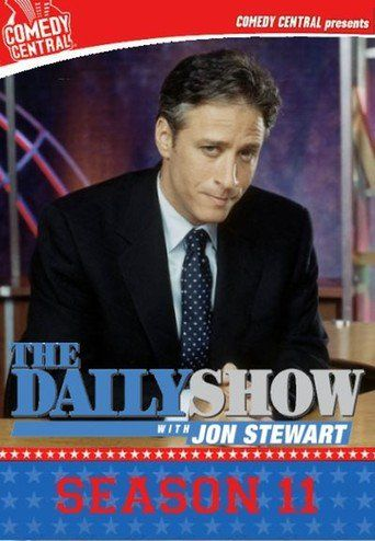 The Daily Show with Trevor Noah Season 11
