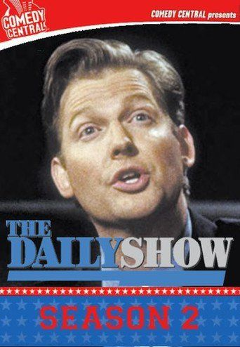 The Daily Show with Trevor Noah Season 2