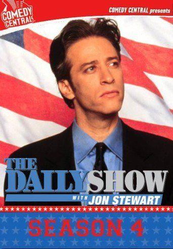 The Daily Show with Trevor Noah Season 4